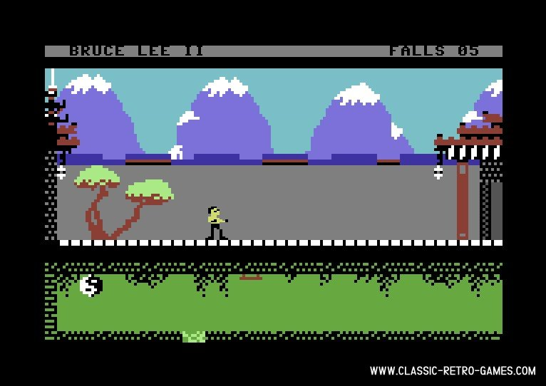 Retro Remakes (games) - 8-bit - Desert Island Fruits